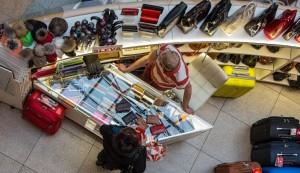 Outlet di accessori e abbigliamento